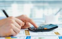 小规划交税申报表怎样填?有实例吗